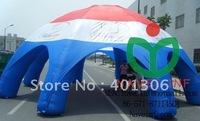 8*4M Waterproof coating Inflatable Advertising Party Tent Free shipping