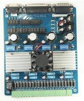CNC 4 Axis Stepper Motor Driver Board TB6560 Controller
