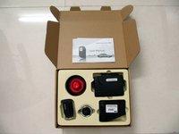 (Free shipping)Smart key Car alarm System (HOT SALE ENGINE START PKE003B)