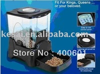 larger capacity Automatic pet feeder/pet products/cats and dogs feeder/food bowl/big size feeder