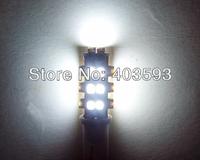 FREE SHIPPING 2PAIRx 194 501 T10 25 SMD 3528 LED Car led Light Bulb WHITE Long-lasting