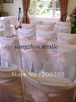 organza sash/chair sash/chair bow