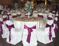 black banquet  Chair Cover/wedding chair cover/spandex chair cover/visa chair cover