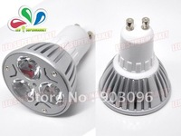 10 x Cool White GU10 3W LED Spot Downlight 270lm 30 #3