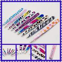 Factory directly seller-- cosmetic use make up tools stainless steel eyebrow tweezers