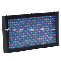 288pcs 10mm led mega panel light,led panel light,led wall washer,dj lighting,stage lighting (CL-605A)