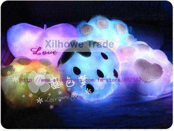 7 colors light led pillow, new fashion, good quality