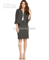 Women Business Suit  Women Career Suit  Women's Apparel  Women's Suits Ladies Skirt Suit 480