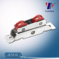 S73 adjustable double notch roller