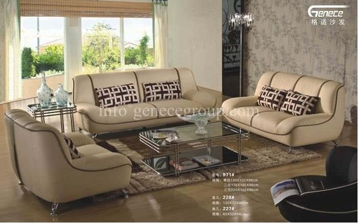 Hot Sale Leather Couch, Fabric Sofa Set, Sofa Bed, African Market(China (Mainland))
