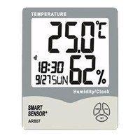 free shippng 2pcs/lot  Mini Digital window thermometer / hygrometer