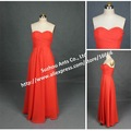 Free shipping!Charming evening dress 2012 Sexy Simple A-Line Evening Dress Beautiful RE390