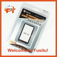 GGS LCD Screen Protector Glass for Sony NEX-5N NEX-C3 NEX-5C NEX3 NEX5 NEX-7