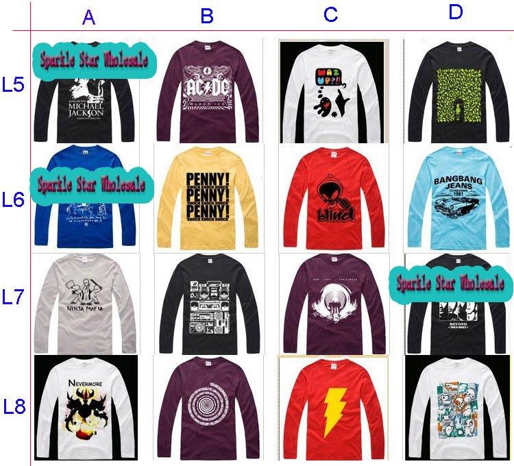Online Printing T Shirts