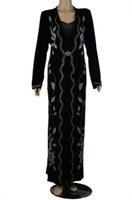 kiki 10129  discount guaranteed100% fashion design accept   islamic abaya
