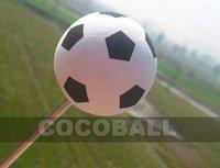 Hot Sale eva foam aerial antenna ball topper soccer football