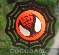 Hot Sale eva foam aerial antenna ball topper  Red Spider man
