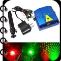 Free shipping Green&Red Laser DJ Party Stage Lighting Light (DQ82)
