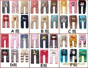 Baby warm PP pants sweet kids Leggings toddler Tights pants 100pcs/lot+free shipping