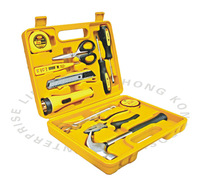 free shipping bosi 12pcs household tool set,hardware tools set