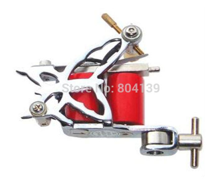 Transporte marítimo de Nova gratuito borboleta 10pcs fornecedor metralhadora tatuagem desenho para tatuagem equipamento do kit(China (Mainland))