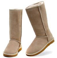 2014 winter snow boots 5815 genuine leather warm boots sheepskin made classic deisigner Australia boots