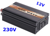 500w/1000w pure sine wave inverter,DC 12V to AC 230V 50Hz