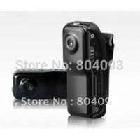 Free shipping Mini DV clip type HD camera Voice recorder