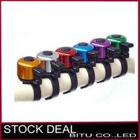 100pcs/lot free shipping Colorful Metal bike Bell TL101