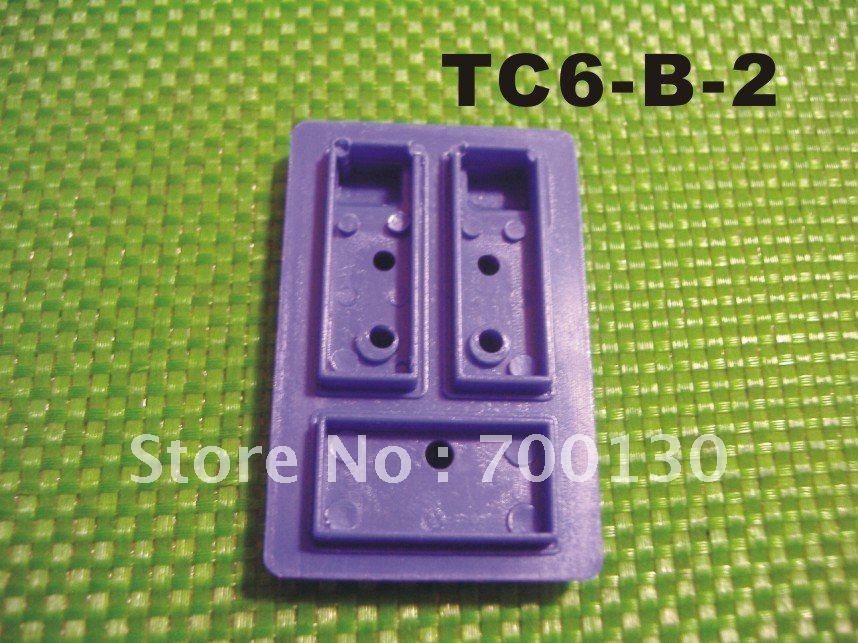 (TC6A/B) compatible plastic top cap cover for HP 57/817/22/28 HP57 HP22 HP28 HP817 color ink cartridge free shipping by DHL(China (Mainland))