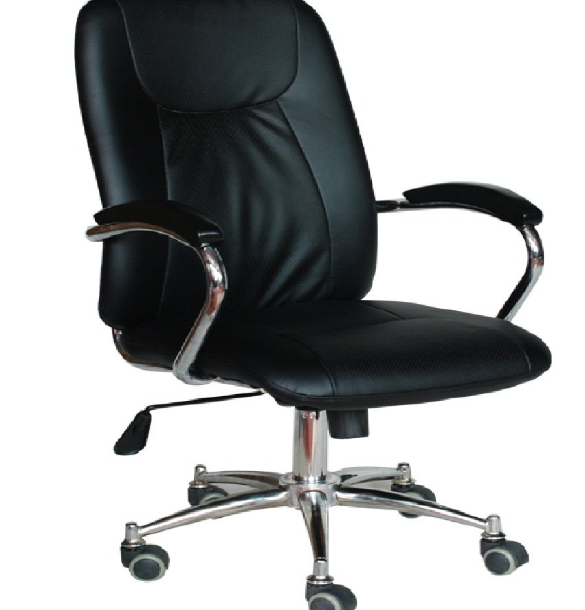 Leather Swivel Office Chair Promotion-Shop for Promotional Leather ...