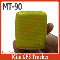 Mini GPS tracker ,Water proof, low pwer warming,portable GPR personal tracker(China (Mainland))