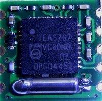FREE SHIPPING FM receiver module TEA5767HN chip TJ-102BC-N (New Version)