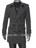 wholesale  fashion models cultivating new Korean men wool men's jacket