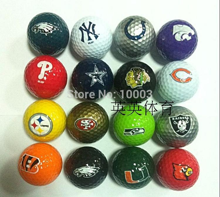 [Wholesale 100pcs/lot] Golf Balls for practicing with different color choice high qualtiy & Fashionable
