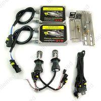 HID Bi-xenon Conversion Kit Ballast Bulbs Hi/lo 35W H4-3 6000K Headlight Spare [CPA54]