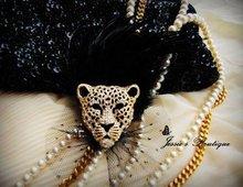 tiger brooch price