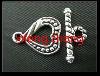 250 pcs/lot alloy jewelry toggle clasp Free shipping