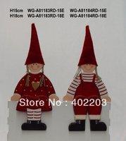 christmas ornament-christmas decorations-christmas angle sitting-2coloursX2designsX2=8pcs/lot-by randomly&free shipping