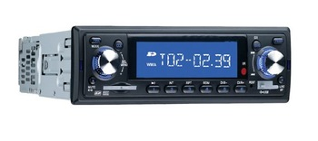 Car MP3 with RADIO, MP3, SD/MMC, USB - FD-8810