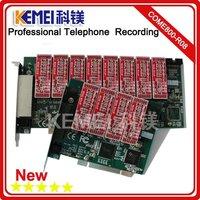 PCI call recording equipment