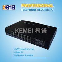USB Telephone Conversation Recorder Box