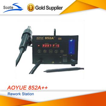 AOYUE V110/220 852A++ bga Repairing System Repair & Rework Station repair machine for pcb motherboard