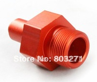 baja 5b front wheel hex hub,24mm,orange-free shipping by China post mail