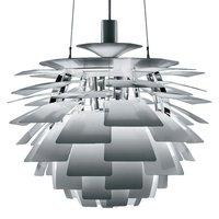 Free shipping +50CM Aluminum Color  Poul Henningsen PH Artichoke Ceiling Light  pendant light