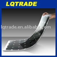 Monocrystalline Flexible Solar Panel 75W/18V