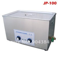 rubber parts ultrasonic cleaner machine JP-100-with timer&heater 30liter 8Gal