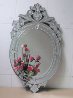 MR-201061 glass venetian wall mirror for home decoration