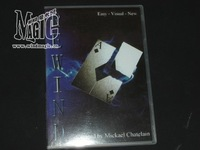 Rewind(Fastest,Visual Restore),WithDVD,by Mickae,card maigic,magic products,magic sets,magic props,magic tricks,magic toys