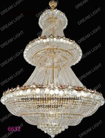 big crystal chandelier light/ pendant lamp fixture crystal/  /K9 best grade chinese crystal,DIA1200*H1800mm/ free shipping